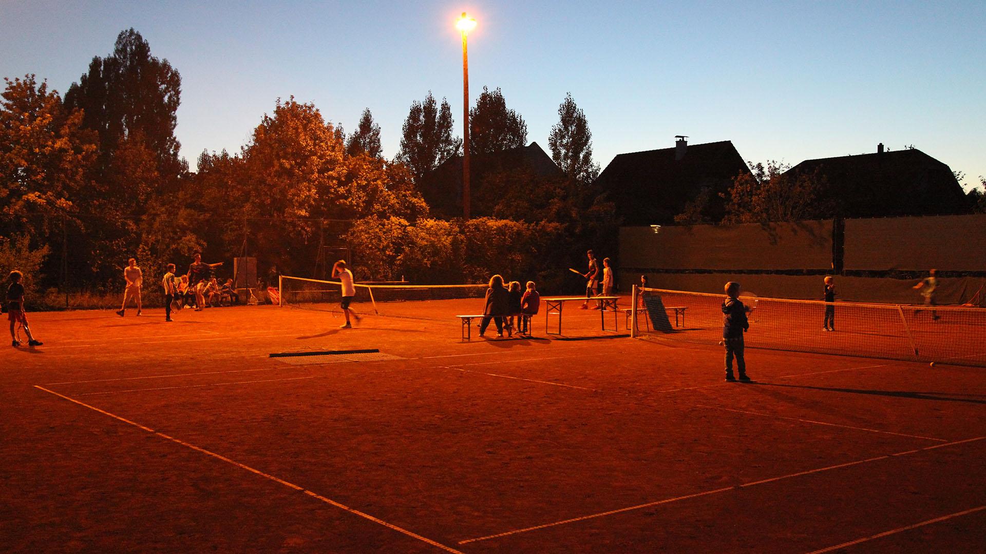 Wiesenfest - Tennisturnier