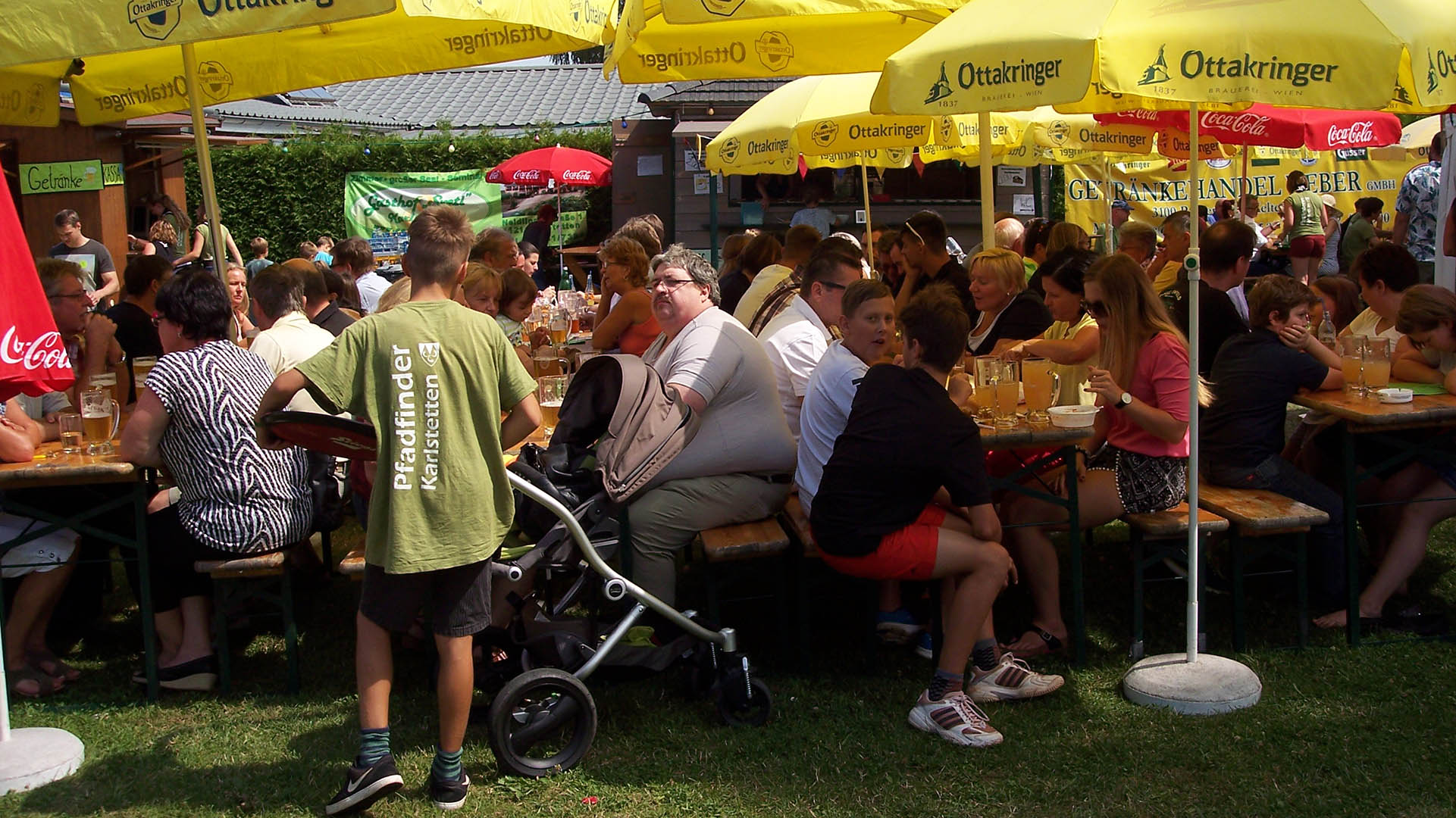 Wiesenfest - Festbetrieb