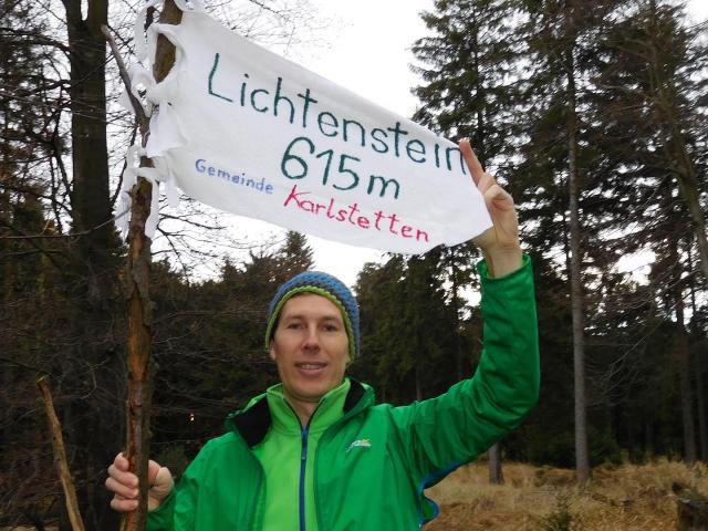 Erstbesteigung Lichtenstein