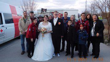 Hochzeit von Bekki & Chris – 11.03.2017