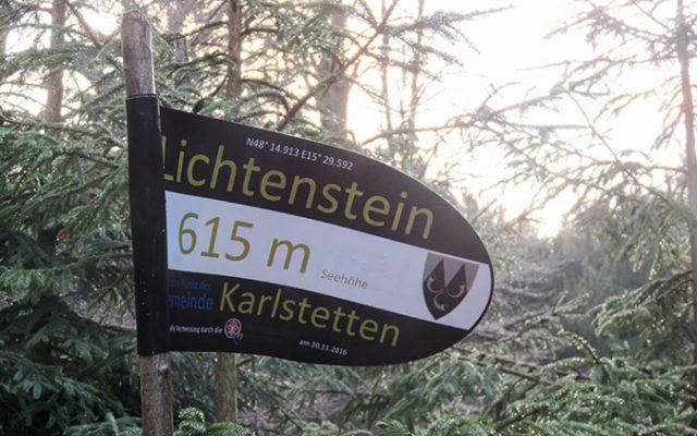 Wimpelweihe am Lichtenstein – 19.11.2017
